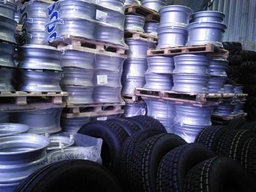 Покупайте качественные грузовые диски Hayes Lemmerz (Германия, Турция)