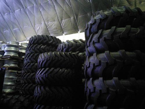 В наличии шины для погрузчиков и спецтехники Cultor (Европа, Сербия)